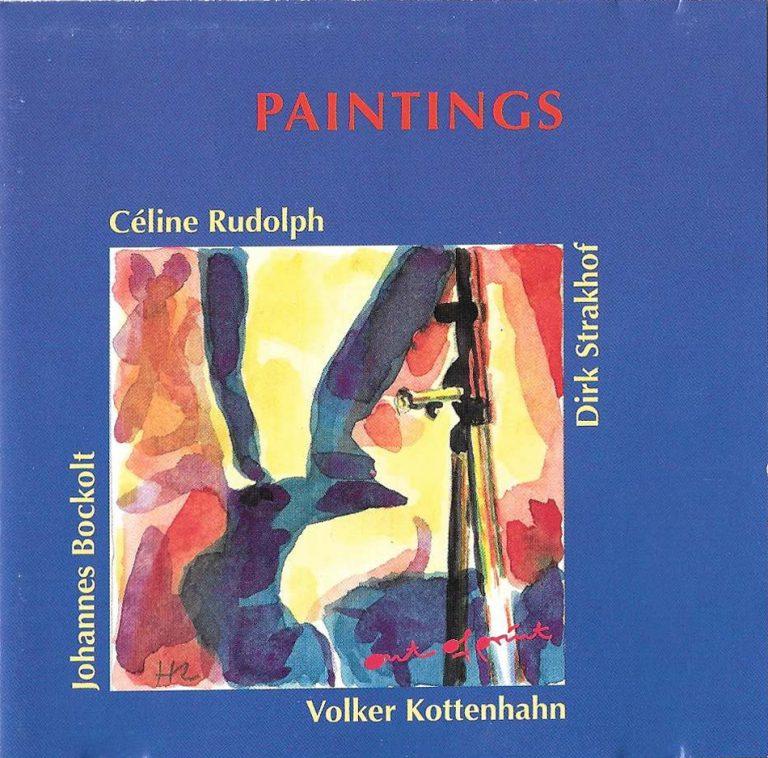 Paintings Celine Rudolph